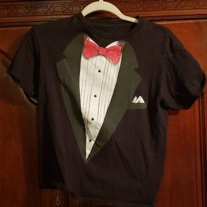Other - Tuxedo t shirt